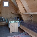 Extreme Italian Alps Hut Camping in Luca Vuerich Shelter
