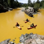 Animas River Runs Yellow with Toxic Waste in Colorado