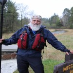 Mississippi River Paddle Record Set by 80-Year-Old Adventurer