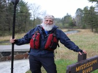 Mississippi River paddle record set by 80-year-old adventurer. Source: canoekayak.com