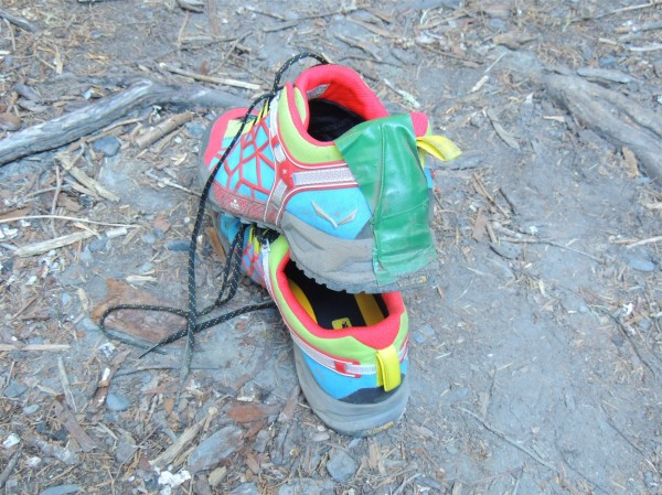 SALEWA WILDFIRE PRO SHOES 4