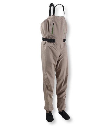 LL Bean Stowaway Ultralight Waders