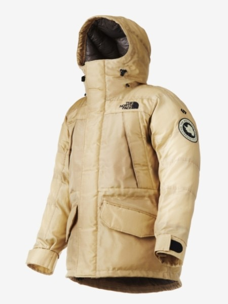 North Face Spider Technology Moon Parka
