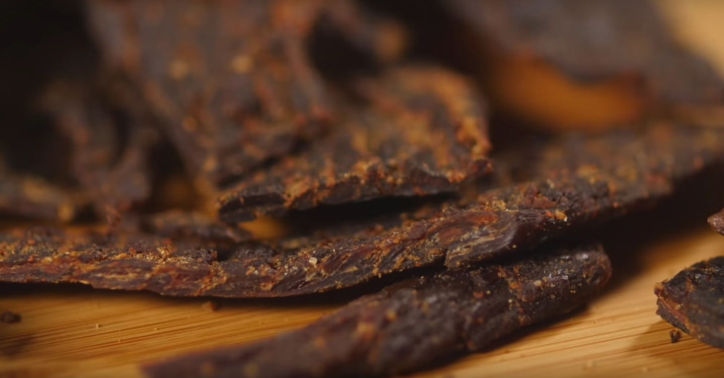 Primal Beef and Turkey Jerky