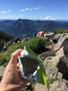 Vegan Backpacking
