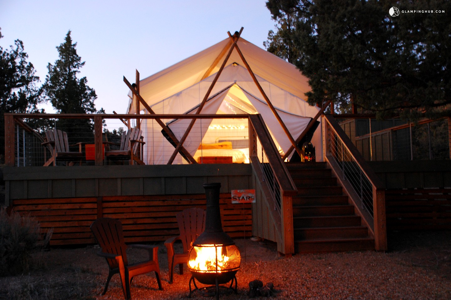 glamping-hub-washington-2 - Seattle Backpackers Magazine