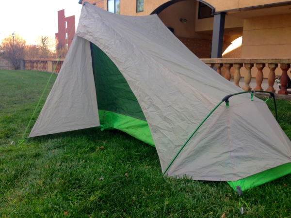 Sierra Designs Flashlight & Sierra Designs Flashlight 1 Tent - Gear Review - Seattle ...