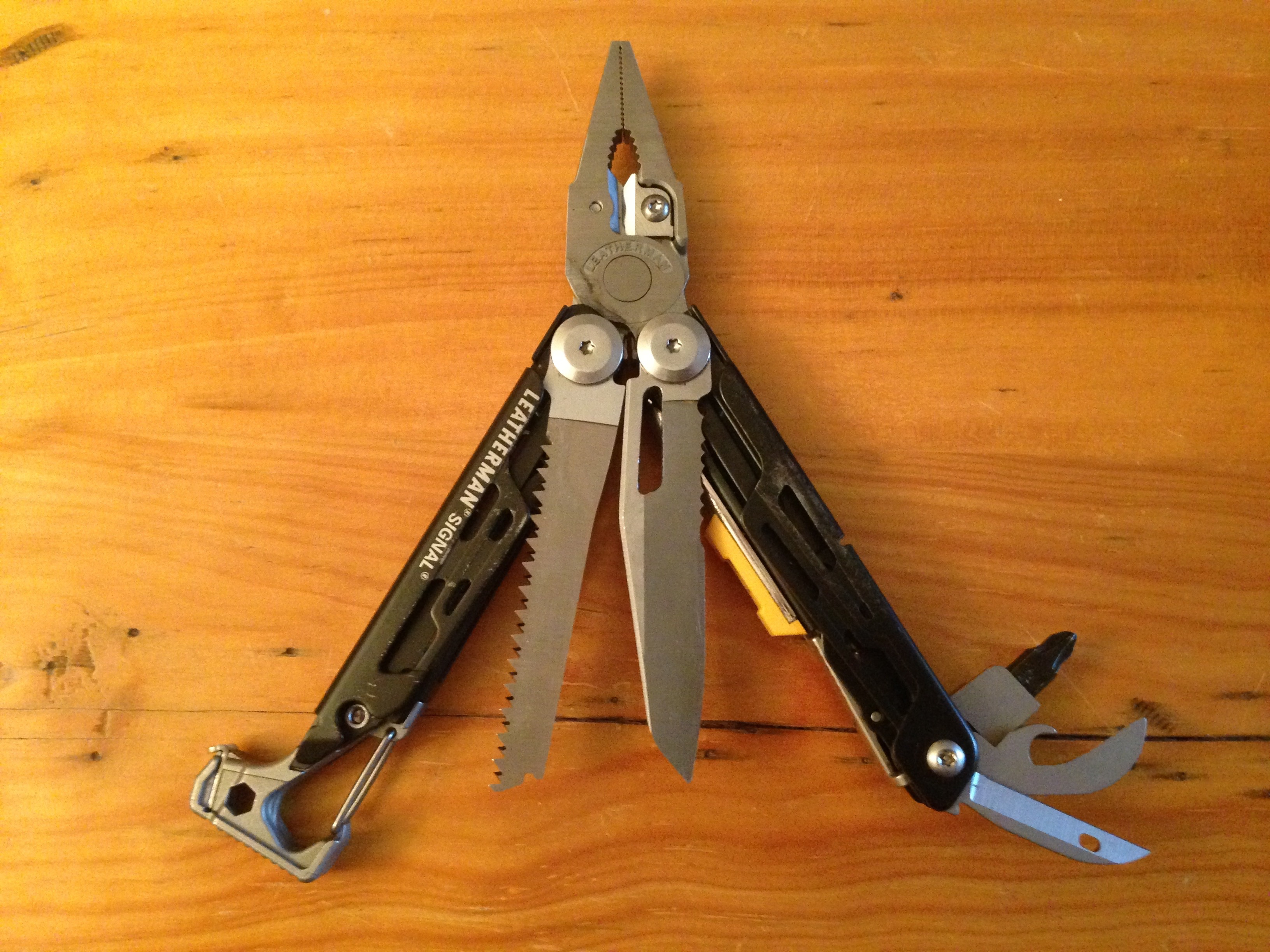 Leatherman Signal Multi-Tool Review