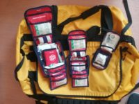 Hart Outdoor First Aid Extended, Weekend and, Day Hike Open Kit
